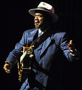 Tour Dates Nick Colionne 2011