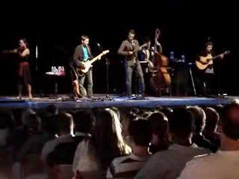 Nickel Creek 2011 Show