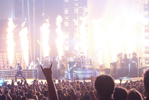 2011 Nickelback Dates Tour