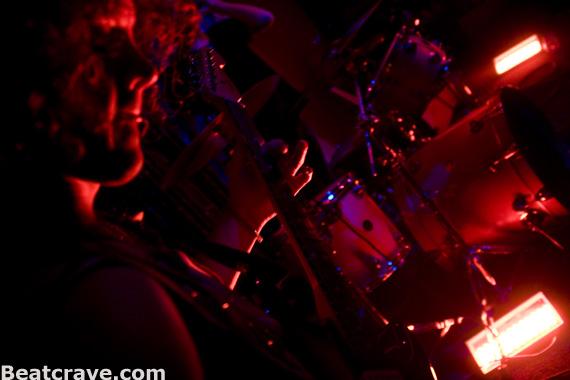 Nico Vega Dates 2011