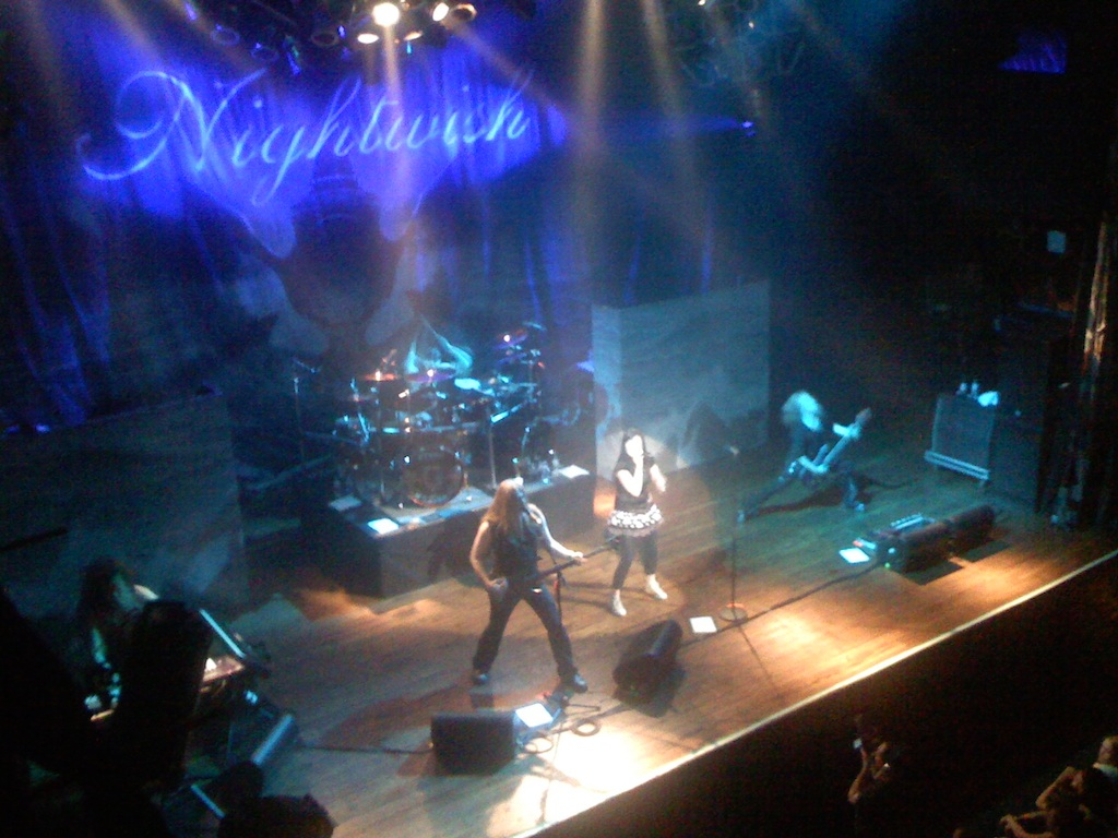 Nightwish New Orleans LA