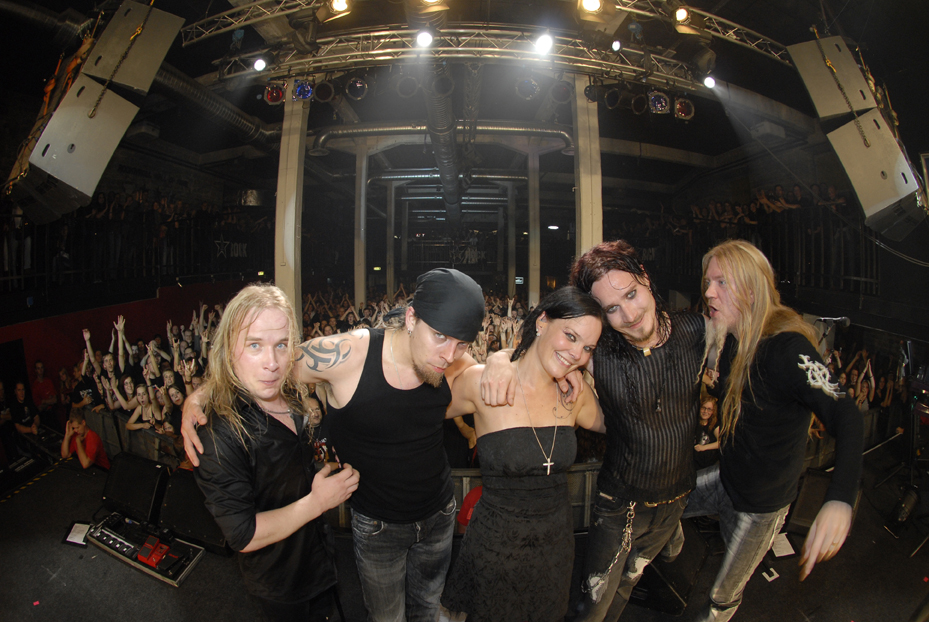 Nightwish New Orleans