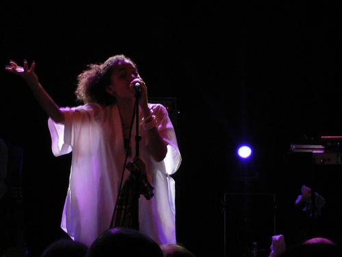 Nneka 2011