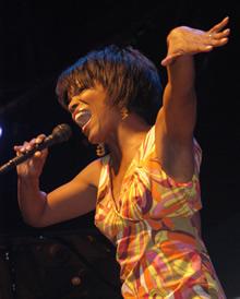 Show Nnenna Freelon Tickets