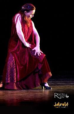 Dates Noche Flamenca 2011 Tour