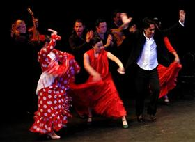 Noche Flamenca Denver Tickets