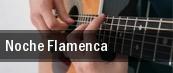 Noche Flamenca Memorial Hall At Chapel Hill Tickets