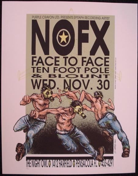 Concert Nofx