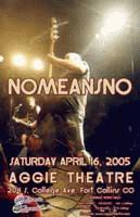 Nomeansno Dates 2011