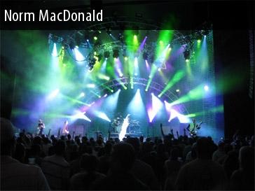 Norm Macdonald Concert
