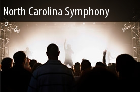 Dates 2011 North Carolina Symphony