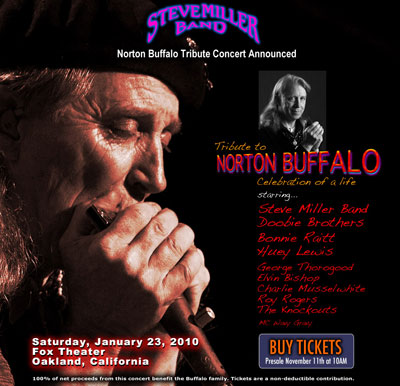 Tickets Show Norton Buffalo