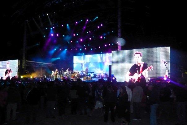 Dates O A R Tour 2011