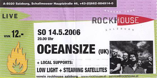 2011 Oceansize