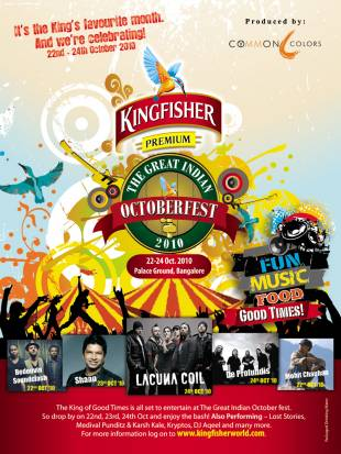 2011 Octoberfest Dates