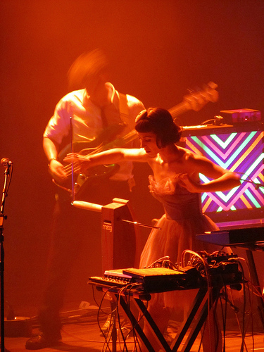 Concert Octopus Project
