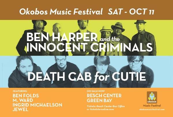 Concert Okobos Music Festival