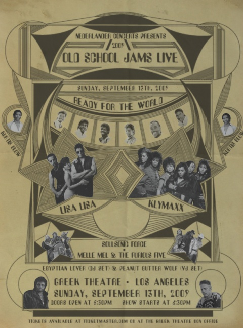 Old School Jams Live Phoenix Tickets