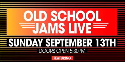 Old School Jams Live Veterans Memorial Coliseum