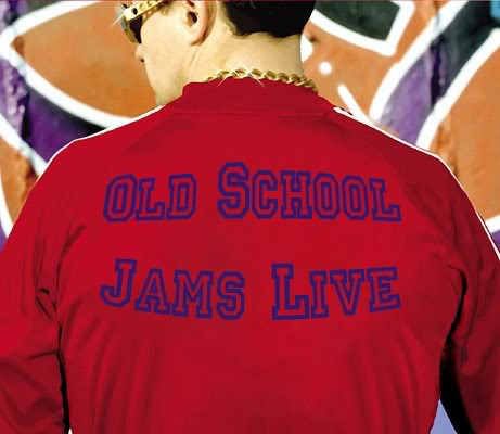 Old School Jams Live Tour 2011 Dates