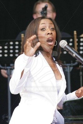 Oleta Adams New York