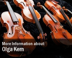 Olga Kern Bass Performance Hall Tickets