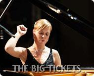 Olga Kern Bass Performance Hall Tickets