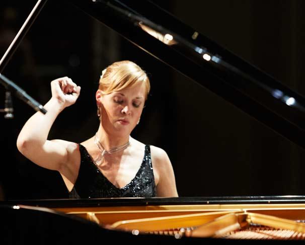 Olga Kern Show 2011