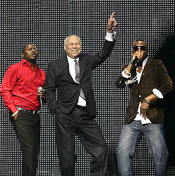 Olu Maintain Show 2011