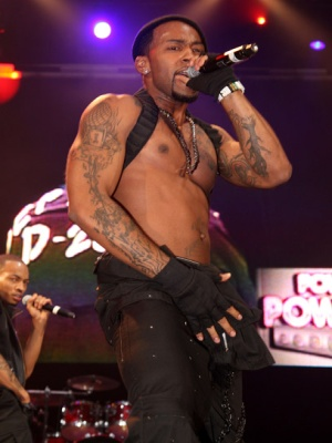 Omarion Dates 2011