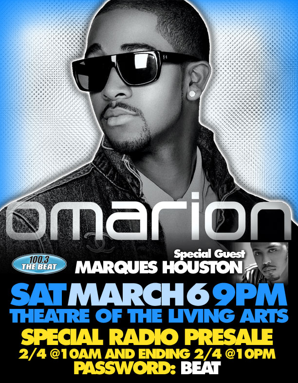 Show Omarion 2011