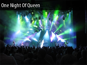 Show Tickets One Night Of Queen