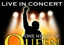 Tickets One Night Of Queen