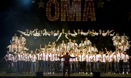 Only Men Aloud Swansea Grand Theatre Tickets