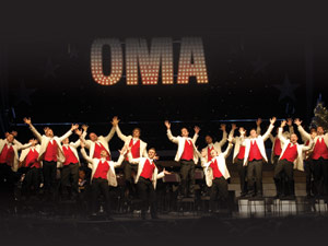 Only Men Aloud Swansea Grand Theatre
