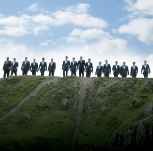 Only Men Aloud Tickets Swansea Grand Theatre