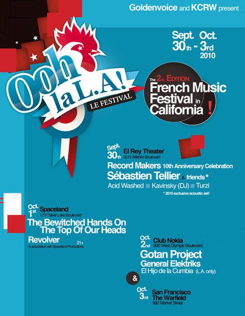 Concert Oohlala Festival