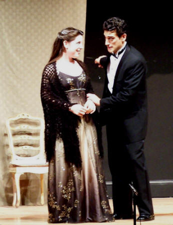 Opera Scenes Lyell B Clay Concert Theatre Wvu Tickets
