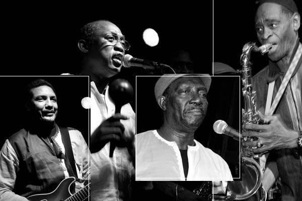 Orchestra Baobab 2011
