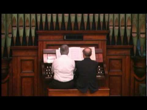 Organ Duets Show Tickets