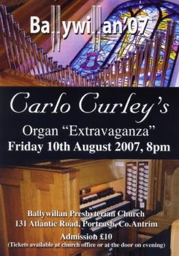 Organ Extravaganza Joliet