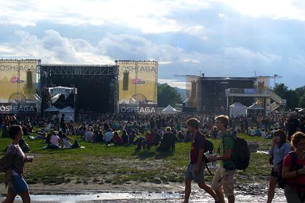 Osheaga Festival Tickets Parc Jean Drapeau