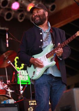 Otis Taylor Band 2011 Show