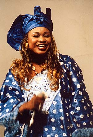 2011 Dates Oumou Sangare Tour