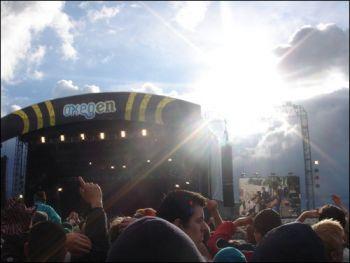 2011 Dates Oxegen Music Festival