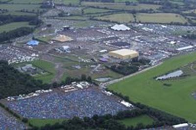 Oxegen Music Festival Tickets Punchestown Racecourse