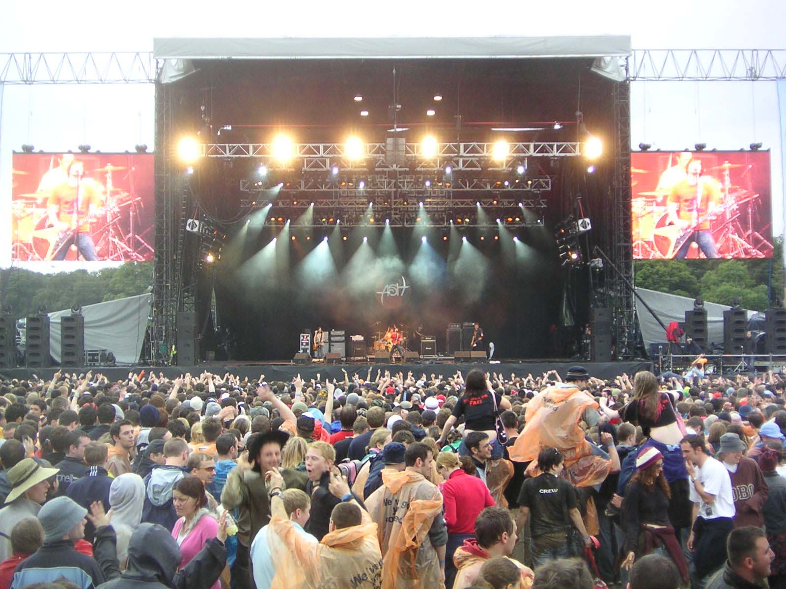 Oxegen Music Festival 2011