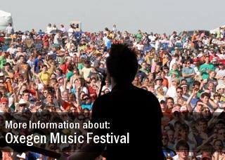 Oxegen Music Festival 2011 Show