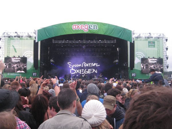 Oxegen Music Festival Tickets
