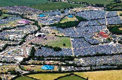 Show 2011 Oxegen Music Festival